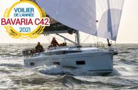 Bavaria C42, Voilier de l'année 2021