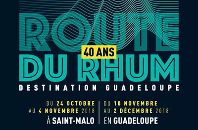 Départ de la Route du Rhum 2018 Destination Guadeloupe