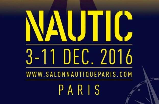 Retrouvez-nous au Nautic de Paris 2016