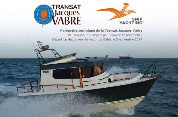 SNIP Yachting - Fournisseur Technique de la Transat Jacques Vabre 2017