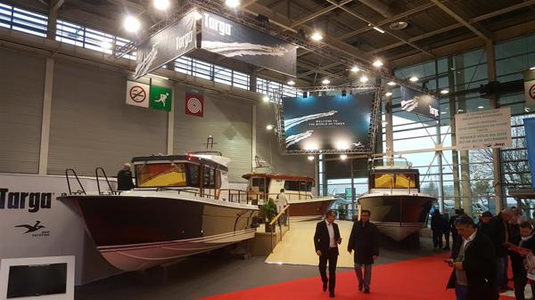 SNIP Yachting lors du salon nautique de Paris 2017