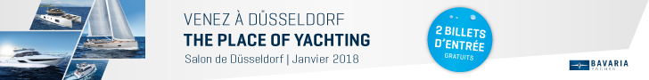 BAVARIA WORLD - SALON NAUTIQUE DE DÜSSELDORF 2018