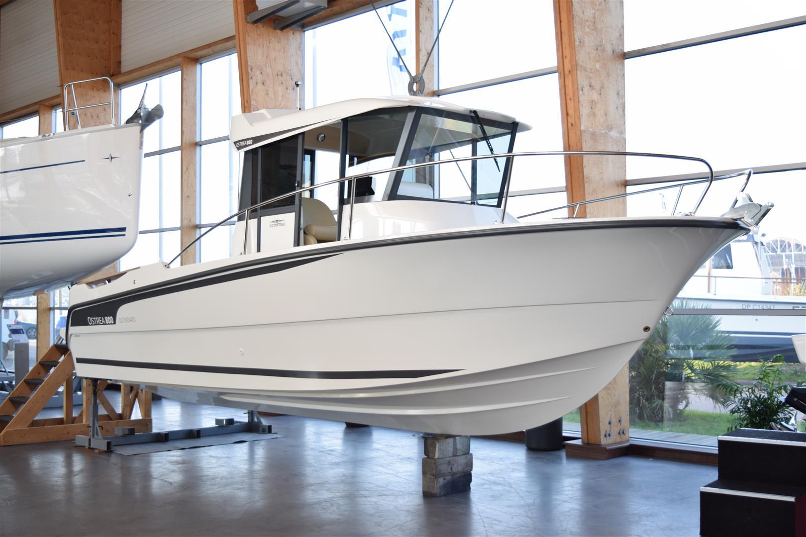 bateau moteur ocqueteau ostrea 800 hb neuf annonces. Black Bedroom Furniture Sets. Home Design Ideas