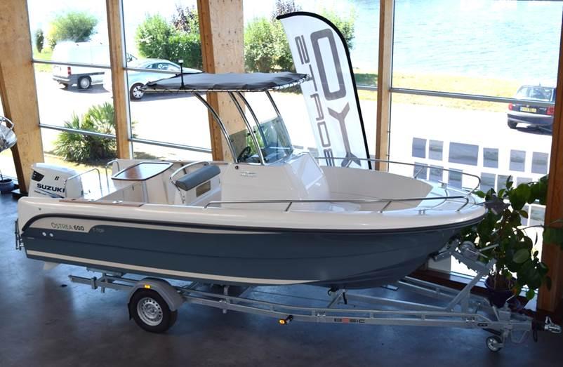 bateau moteur ocqueteau ostrea 600 t top neuf annonces bateaux. Black Bedroom Furniture Sets. Home Design Ideas